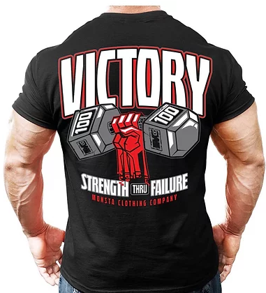 Victory strength thru failure - Pro-flexx