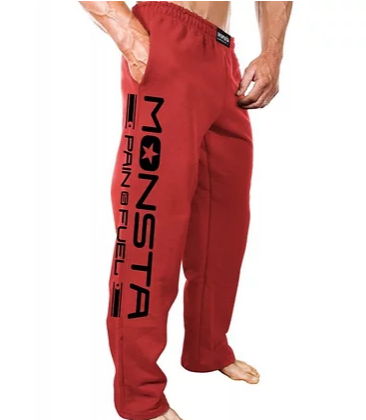 Monsta Sweatpants Pain is Fuel - Pro-flexx