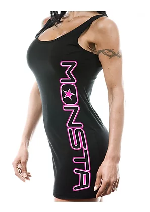 Monsta tank dress - Pro-flexx