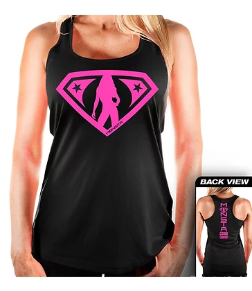 Super hero bikini drift tank - Pro-flexx