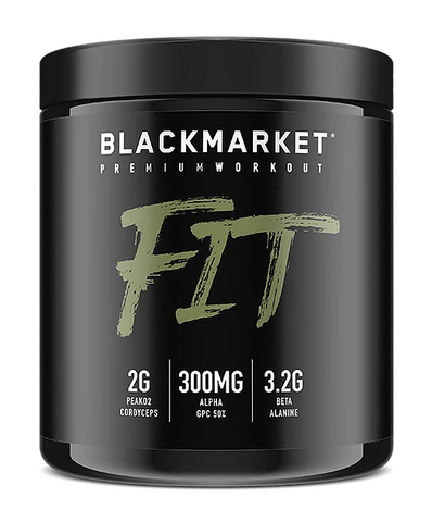 Blackmarket Labs: Fit - Pro-flexx