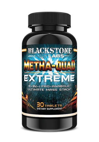Blackstone Labs: METHA-QUAD EXTREME - Pro-flexx