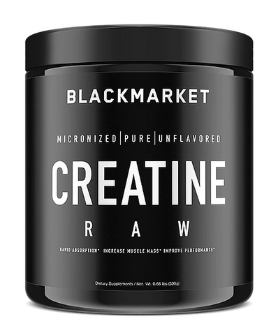 Blackmarket: Creatine Raw - Pro-flexx