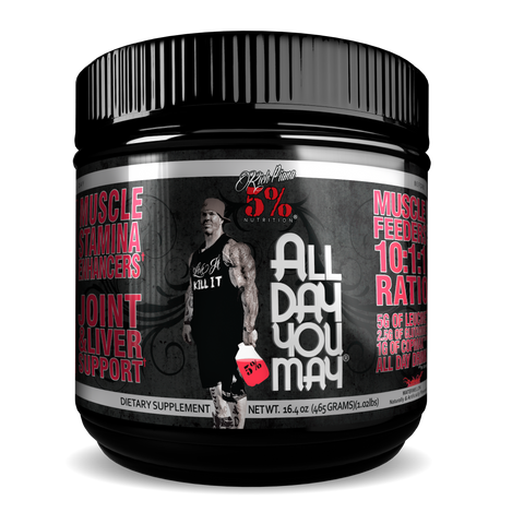 5% Nutrition: All Day You May - Pro-flexx