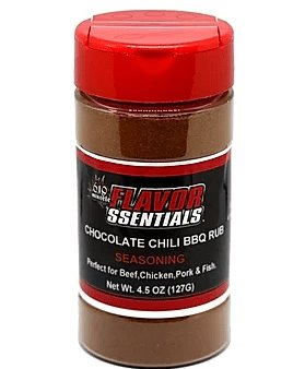 CHOCOLATE CHILI BBQ RUB - Pro-flexx