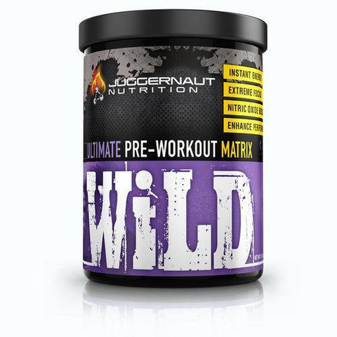 Juggernaut Nutrition: Wild (Pre-workout) - Pro-flexx
