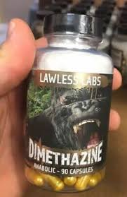 Lawless Labs: Dimethazine