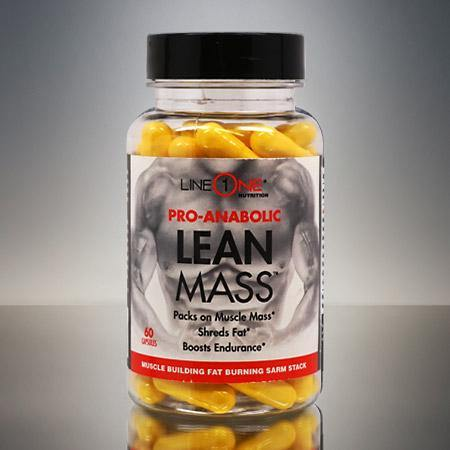 Line One Nutrition: Lean Mass - Pro-flexx
