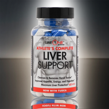Line One Nutrition: Liver Support - Pro-flexx