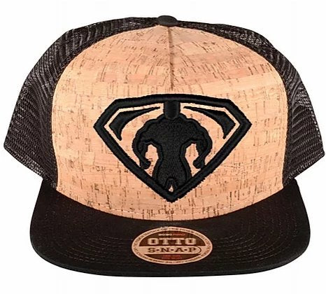Monsta Flat Bill Mesh Cork Panel - Pro-flexx