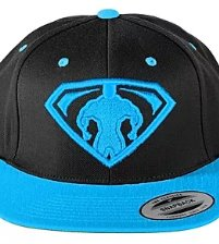 MONSTA MAN ADJUSTABLE TWO TONE FLAT BILL - Pro-flexx