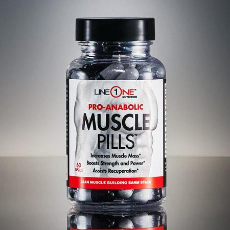 Line One Nutrition: Muscle Capsules - Pro-flexx