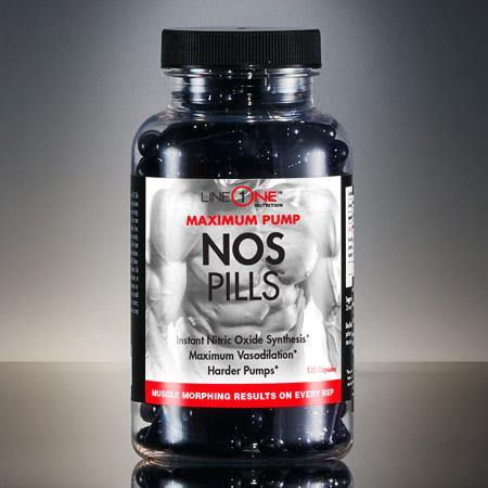 Line One Nutrition:  NOS Pills - Pro-flexx