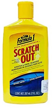 Pulidor Liquido - Scratch Out 7oz (207g)
