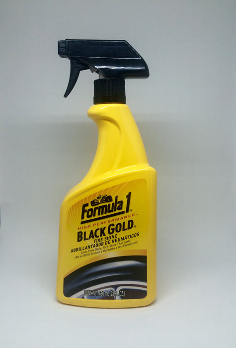 Silicona Para Llantas Black Gold 23oz (680ml)