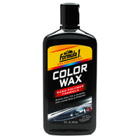 Cera de Carnauba Líquida - Color Negro 16oz (473ml)