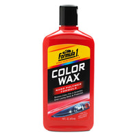 Cera de Carnauba Líquida - Color Rojo 16oz (473ml)