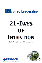 Load image into Gallery viewer, 21 Days of Intention: Daily Reflection and Self-Awareness