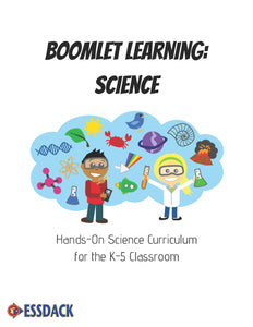 BOOMLET Learning Science - Third Grade