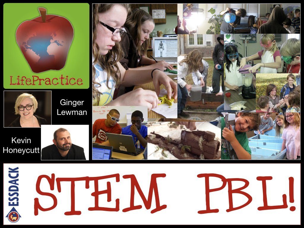 LifePractice PBL: STEM
