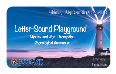 Letter-Sound Playground - Card Deck