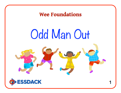 Odd Man Out - Wee Foundations
