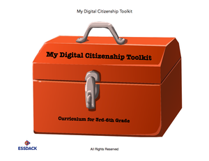 Your Digital Image: Digital Citizenship Toolkit for 3rd - 6th