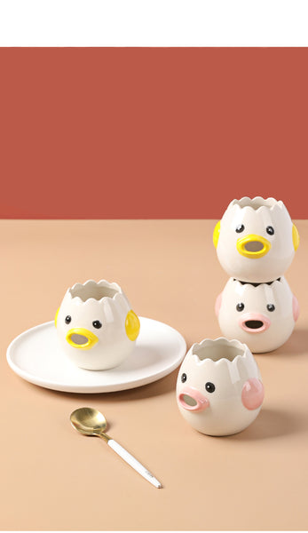Chicken Little Yolk Separator