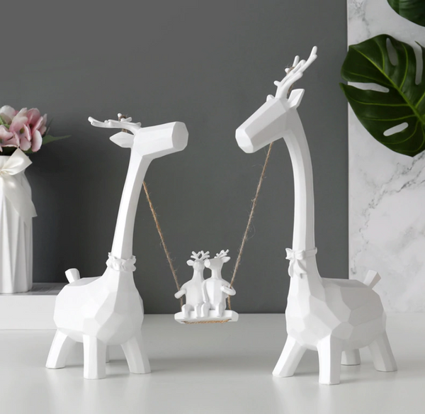 Windsor Deer Family Set