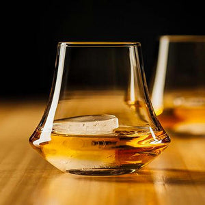 Crystal Decanter Whisky Glass