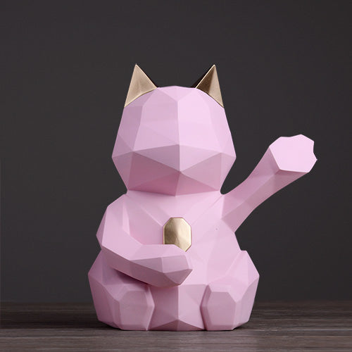 Fortitude Cat Figurine