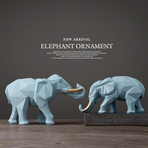 Newstead Elephant Figurine Set