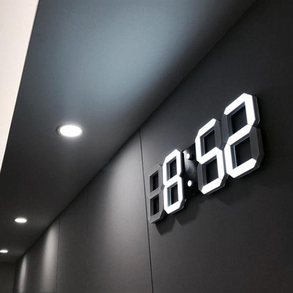LED Modern Design Wall Clock