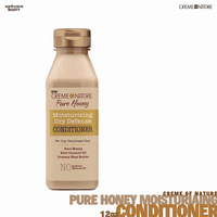 Creme of Nature Honey Hydrating Conditioner, 12 Oz