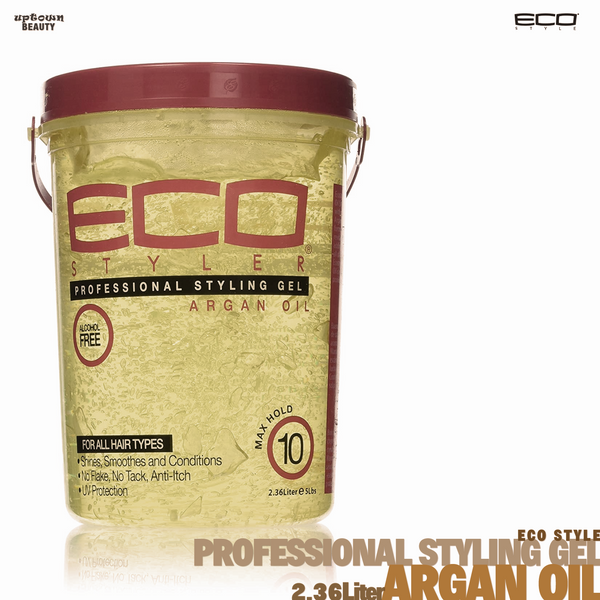 Eco Style Professional Argan Oil Gel 2.36liter