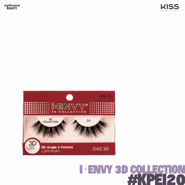 KISS I Envy 3D Collection #KPEI20
