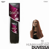 [BUY 1 GET 1]OUTRE 100% Human Weave Hair Yaki DUVESSA-#10 inches
