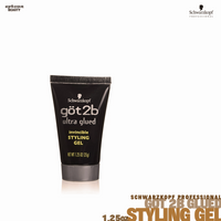 SCHWARZKOPF Got2B Styling Gel 1.25oz