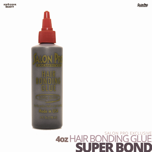 Salon Pro Exclusive Hair Bonding Glue Super Bond # 4oz