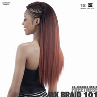 Shake n Go Freetress 2X BRAID 101 18 inches