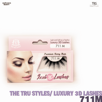 TRS THE TRUE STYLES- Luxury 3D Lashes - 711M