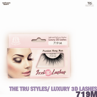 TRS THE TRUE STYLES- Luxury 3D Lashes - 719M