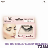 TRS THE TRUE STYLES- Luxury 3D Lashes - 733M