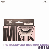 TRS THE TRUE STYLES- Luxury 3D Lashes Mink LAshes - 901M