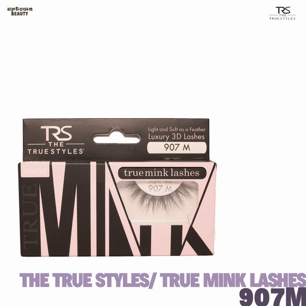 TRS THE TRUE STYLES- Luxury 3D Lashes Mink LAshes - 907M