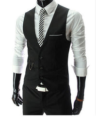 Unique Outfit for Men2017 Men's Formal Vest