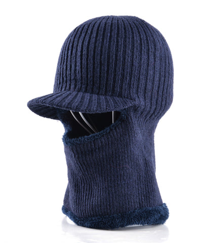 Balaclava Style Winter Hat - Unique Outfit for Men