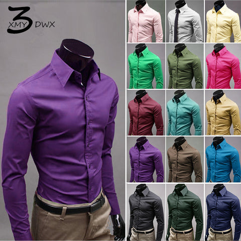 New Design Formal Shirts | Long Sleeved Formal Shirts Unique Outfit For Men