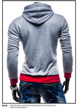 Unique Outfit for Men2018 Men's Slim Hip Hop Hoodie