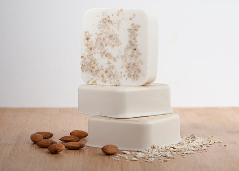 Lovely Oatmeal Shea Butter Soap